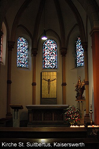 Kirche Kaiserswerth