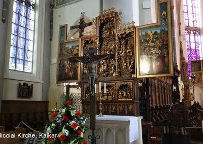 Nicolai Kirche Kalkar