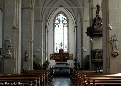 Kloster Kamp Kirche