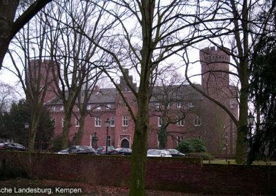 Landesburg Kempen