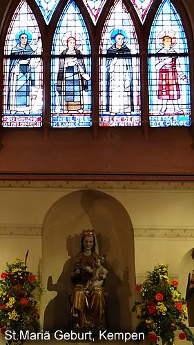 Kirche Kempen