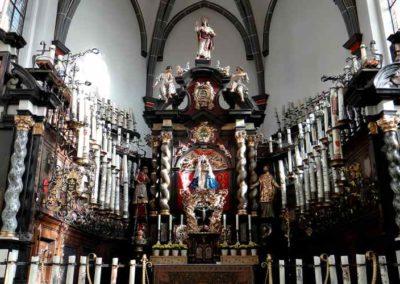 Kevelaer Kerzenkapelle