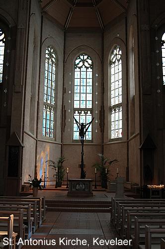 Antonius Kirche Kevelaer