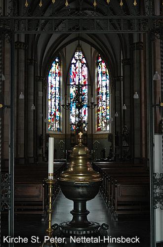 Kirche Hinsbeck
