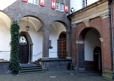 Schwanenburg Kleve