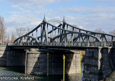 Krefeld Drehbrücke