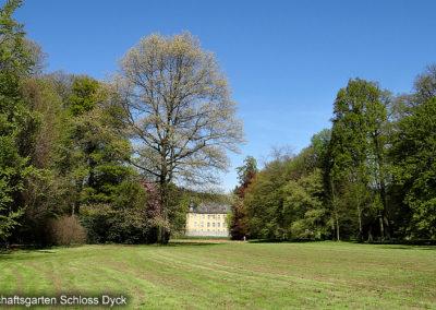 Landschaftsgarten Schloss Dyck