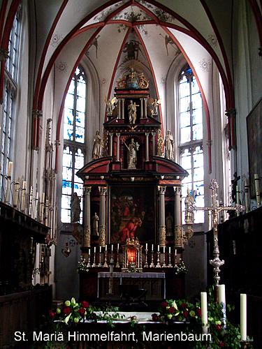 Marienbaum Kirche