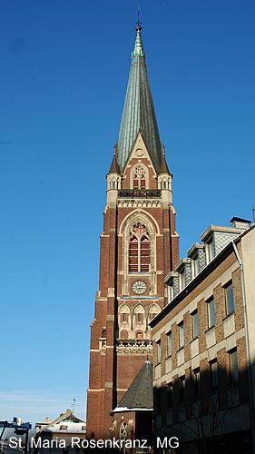 Kirche Maria Rosenkranz