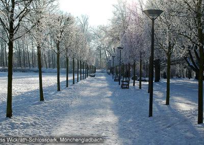 Schloss Wickrath Park