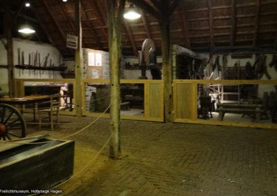 Niederrheinisches Freilicht Museum Hofanlage