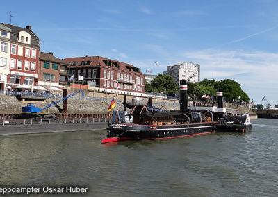 Radschleppdampfer Rhein