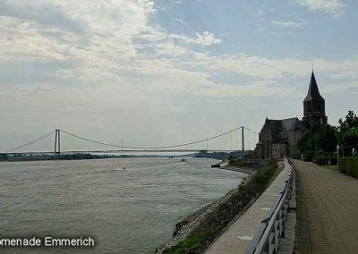 Rhein bei Emmmerich