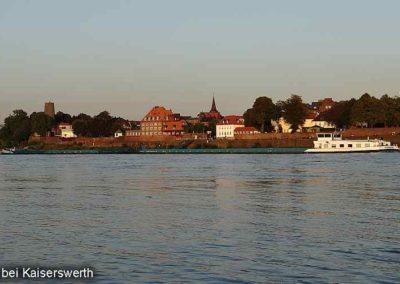 Rhein bei Kaiserswerth