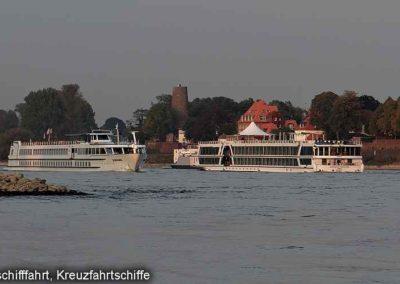 Rhein Kreuzfahrtschiff