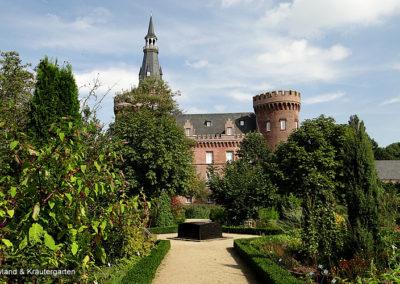 Parkanlage Schloss Moyland