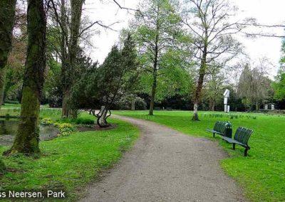 Schloss Neersen Park
