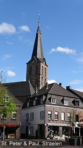 Kirche Straelen