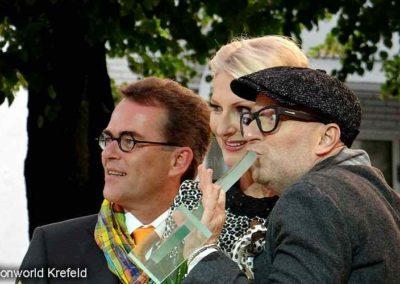 Thomas Rath Fashionshow Krefeld
