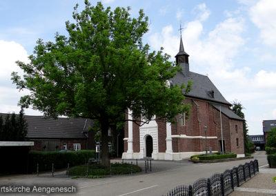 Kirche Aengenesch