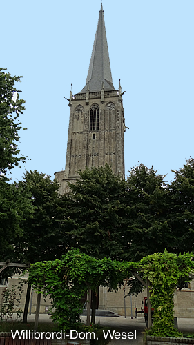 Wesel Dom