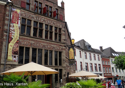 Gotisches Haus Xanten