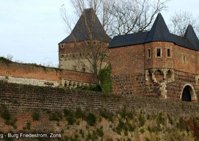 Burg Friedestrom Zons