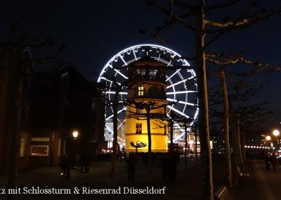 Riesenrad Düsseldorf