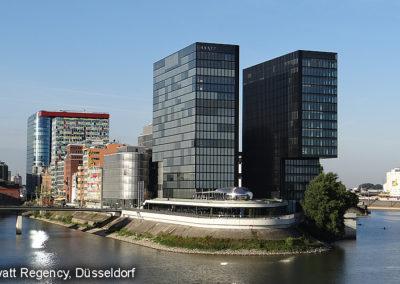 Düsseldorf Hotel Medienhafen
