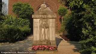 Kriegerdenkmal Ossum