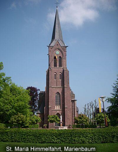 Wallfahrtskirche Marienbaum