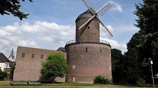 Mühle Kempen