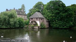 Wassermühle Haus Caen