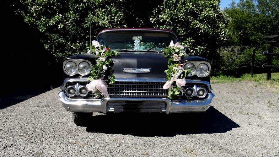 Hochzeitsauto - Oldtimer