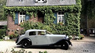Hochzeitsauto Bentley