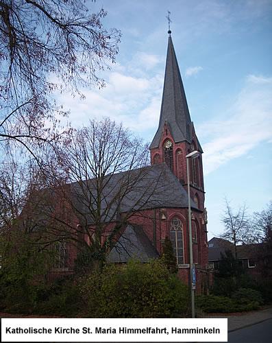 Kirche St. Maria Himmelfahrt Hamminkeln
