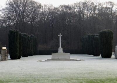 Reichswald britische Kriegsgräberstätte