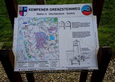 Station 4: Wachtendonk Schlick