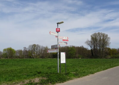 Radwanderweg Grenzsteinweg