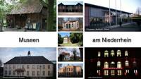 Museen Niederrhein NRW
