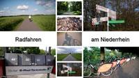 Radfahren Niederrhein NRW