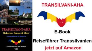 Reiseführer Transsilvanien Rumänien